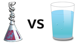 Results on Detoxification Products vs Water Dilution