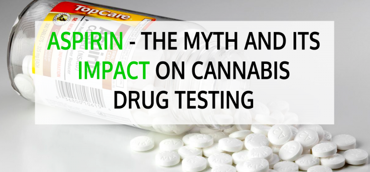 Aspirin – The Myth and Its Impact on Cannabis Drug Testing